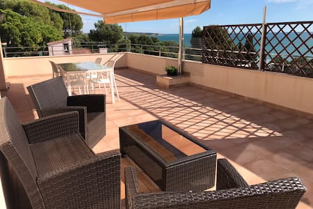 Ático en Cala Romana, Tarragona