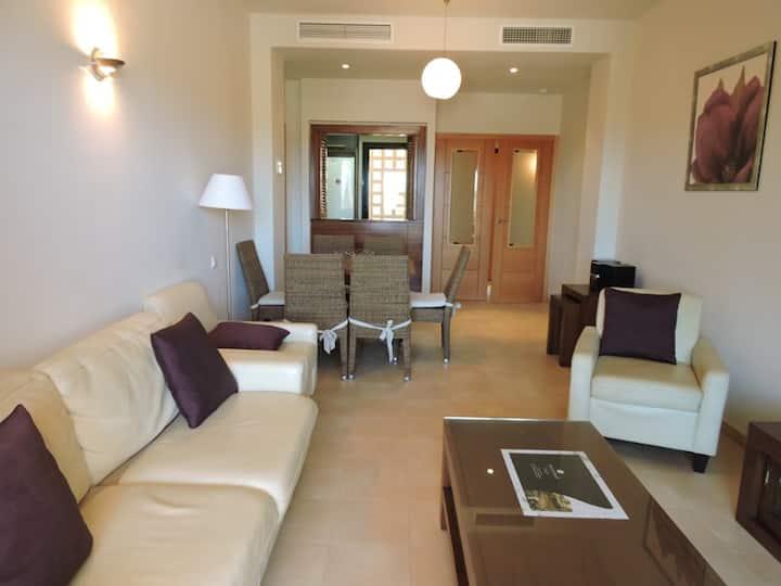 HL 010  3 bedroom apartment on HDA Golf Resort