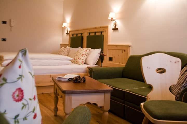 Alpin Apartments Piculin Dolomites