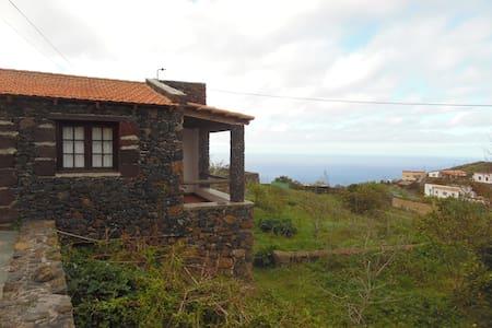 Bonita casa rural para descubrir El Hierro - Santa Cruz de Tenerife