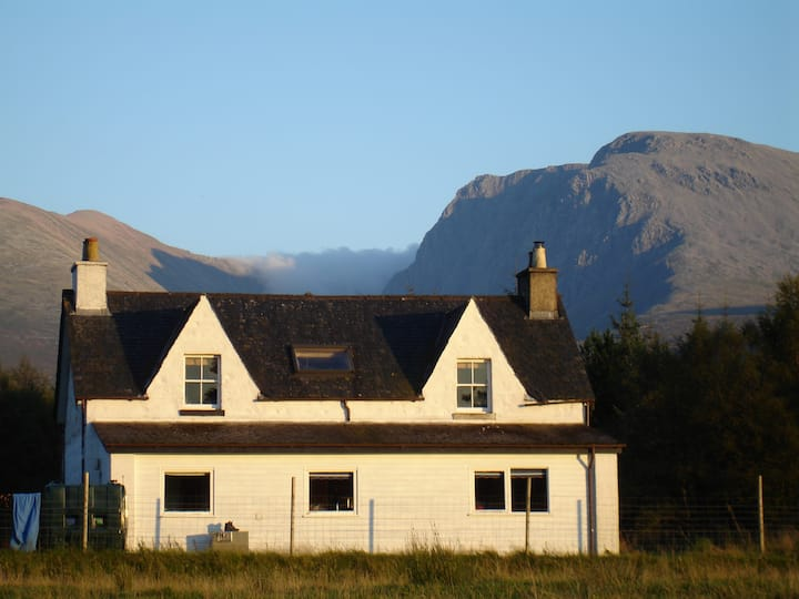 Dalvenvie Farm, stunning, remote, a perfect escape