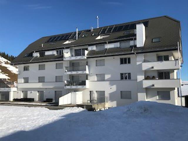 Wohnung Bergsicht