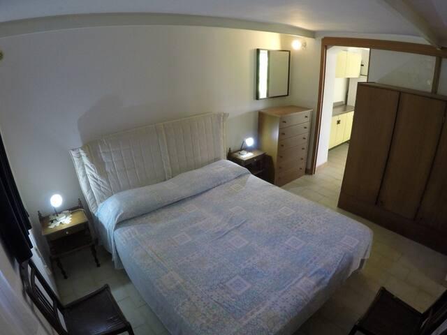 Appartamento con giardino in villino - San Corrado di Fuori - Leilighet