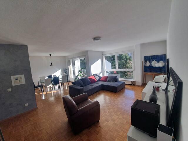 Superbe appartement dans les beaux quartiers