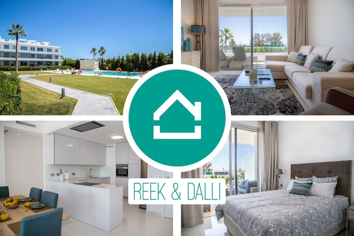 The Belaire 3 bedroom close to beach - RDR128