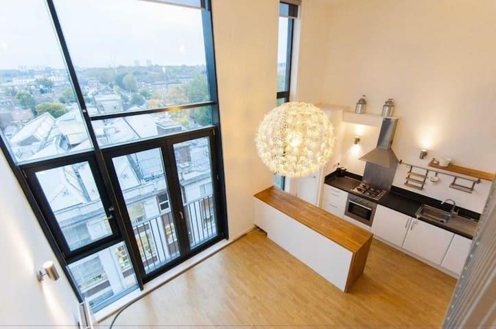 PENTHOUSE near Westfield Shepherdsb - London - Lägenhet