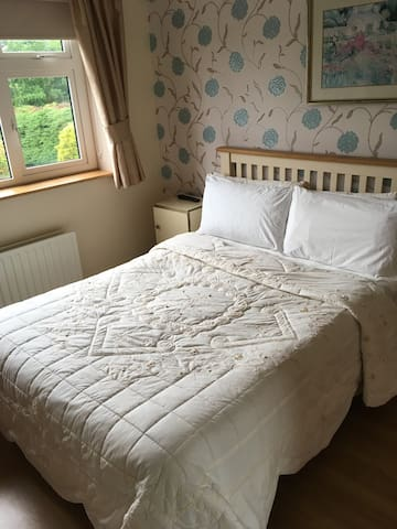 Attyrory Lodge, double room