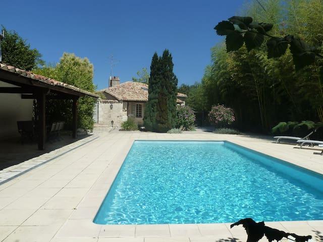 La Bastide de Couvinens avec piscine privée - Montcuq - House