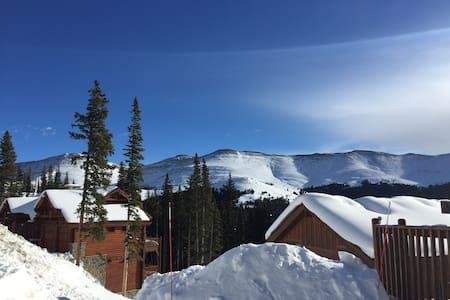 Breckenridge Luxury Chalet with Mountain Views! - Breckenridge - Cabin