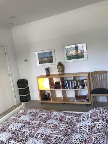 Guest bed room ground floor