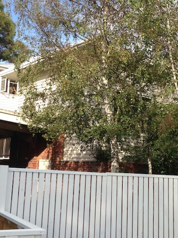 A Classic Weatherboard Home - Burwood East - Dům