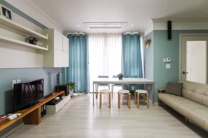 Jeju G House 1-3rooms+1living
