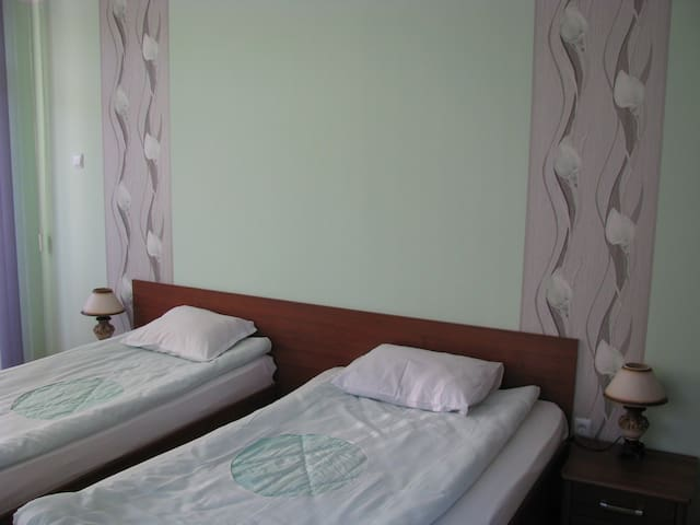 "Expanded double room in the Guest House ""Mira"" ***"