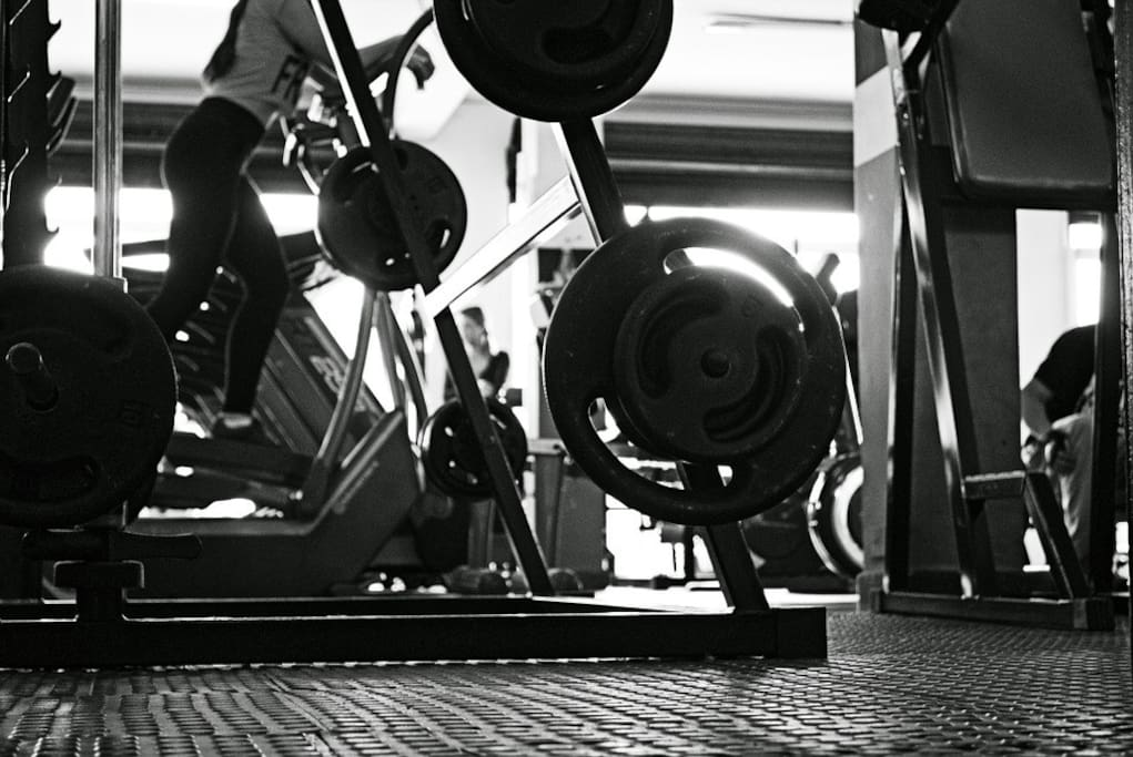 Full size Gym!