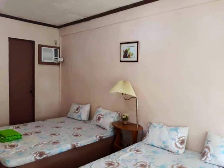 Beachfront spacious rooms at N.Samar Philippines