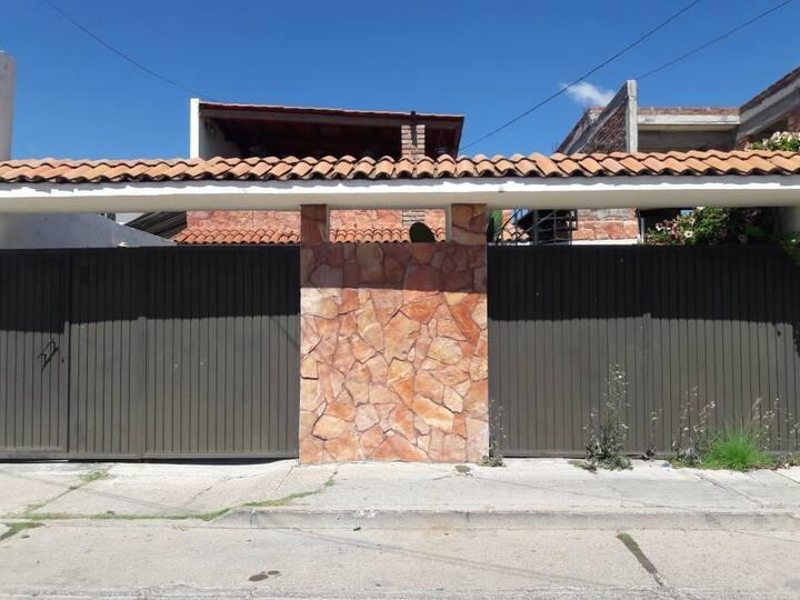 Blanquita's House