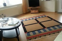 Apartment in Lochum 70m² for up to three people