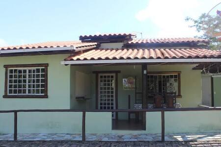 Rancho de Pesca Três Marias| Casa Verde