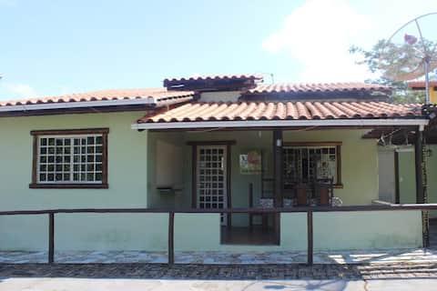 Rancho de Pesca Três Marias  Casa Verde