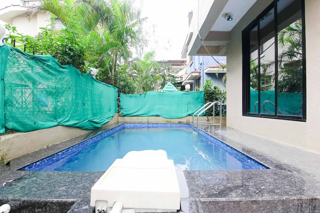 Mount Palace Amazing 4bhk With Private Pool Bungalows For Rent In Lonavala Maharashtra India