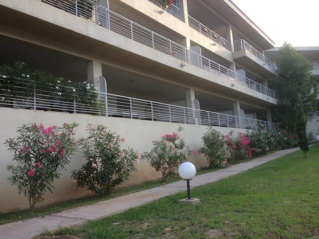 Spacieux appartement dans résidence moderne