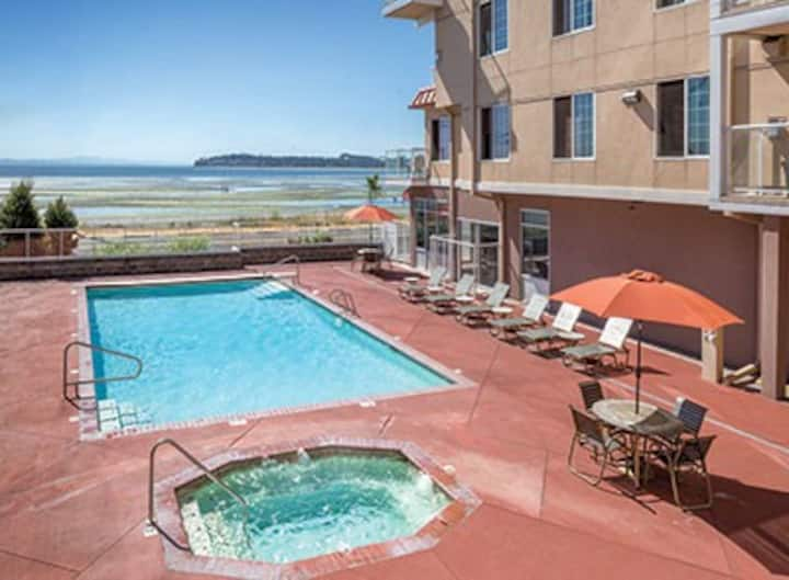 1 BR WorldMark Resort Condo in Blaine Washington