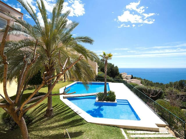 Private 6 bedroom villa - Altea Hills - Villa