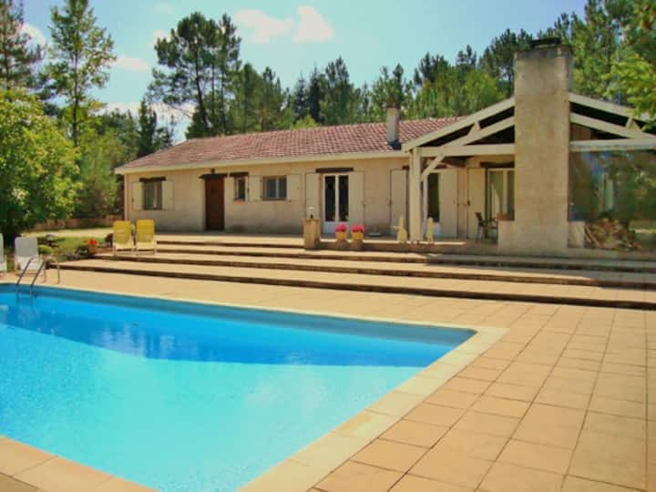 VilLa Douze in the Dordogne