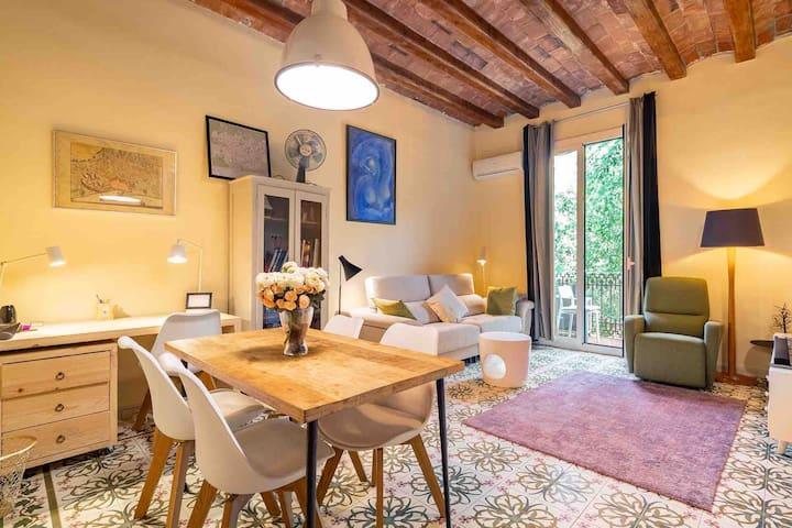 comfortable central 2-5 p apartment