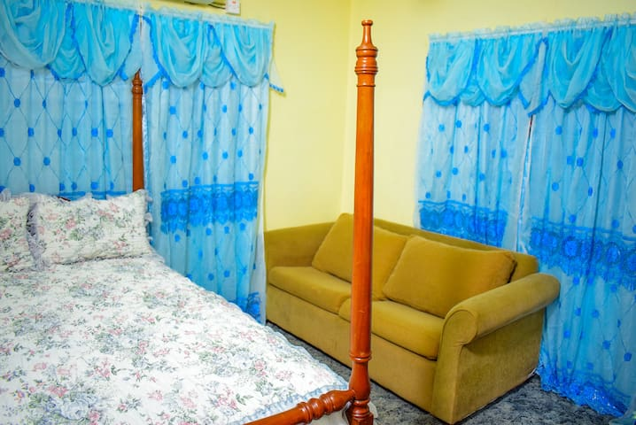 Spacious bedrooms with Air Conditioning units,, (not all comes with a couch though)