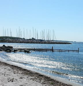 Rolige omgivelser nær stranden - Vester Skerninge - Oda + Kahvaltı