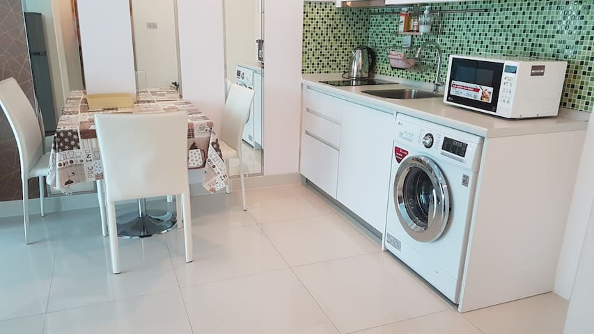 1 Bedroom Amazon Residence Condo B2318 by Tiprent - Bang Lamung District - Apartament