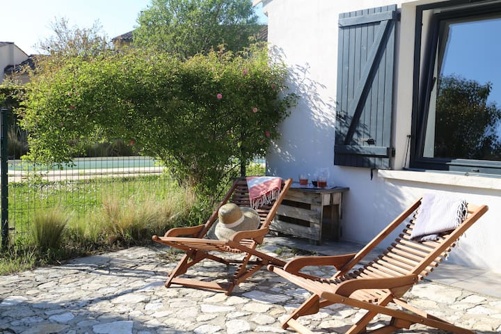 Maison avec Piscine au coeur du village - Saint-Cannat - Huis
