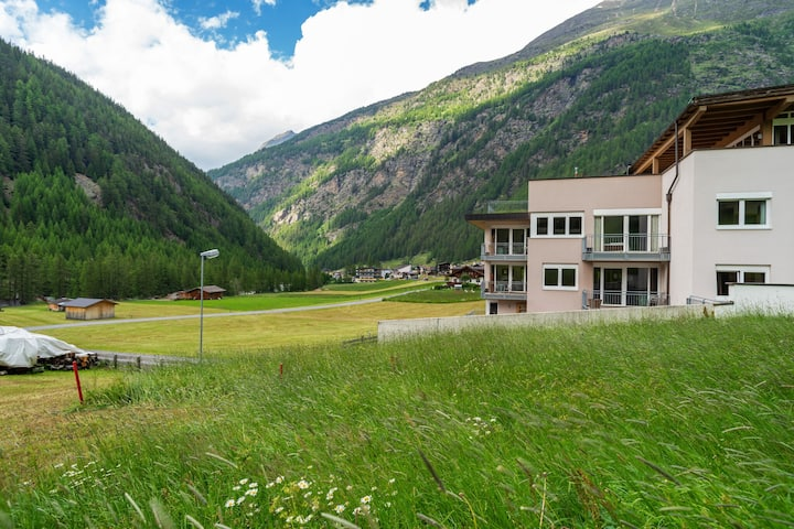 Appealing Apartment in Zwieselstein with Skiing Nearby