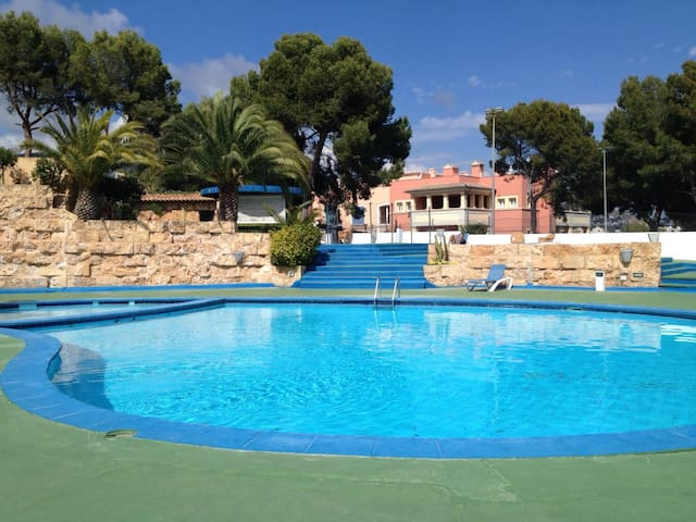 Lovely apartment near the beach - Illetes - Flat