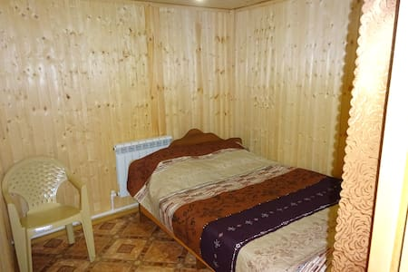 У реки София котедж пятиместный - Arkhyz - Přírodní / eko chata