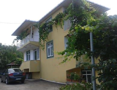 Yeşilliklerin içinde huzurlu bir ev - Trabzon