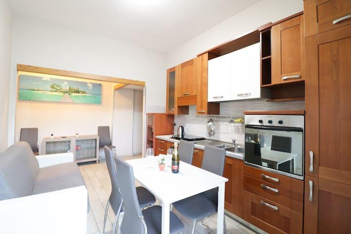 Romanina Apartment Delux