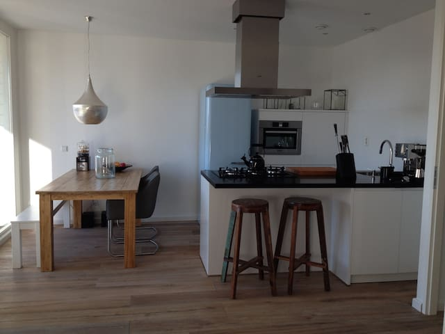 Beautifull appartment in Oudewater! - Oudewater - Daire