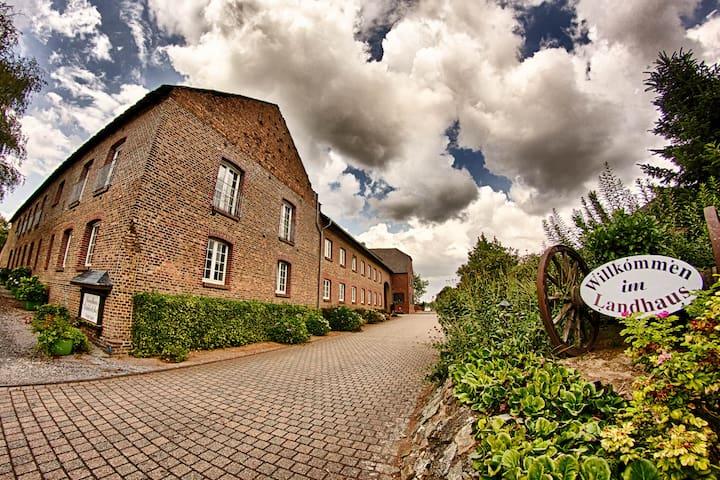 Landhaus Göddertzhof ECO Einzelzimmer