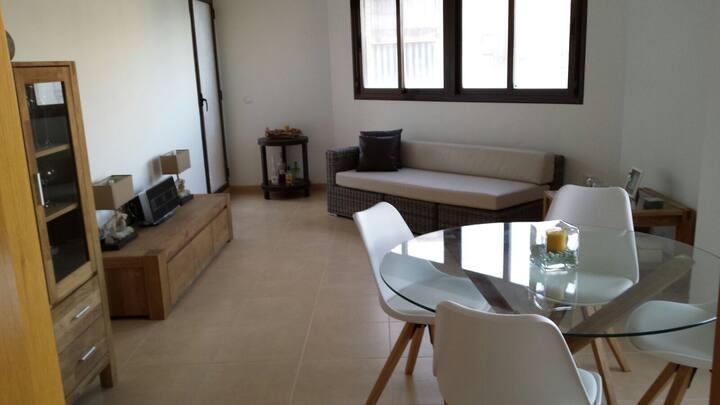 Nuevo piso en centro de Onil con buenas vistas.