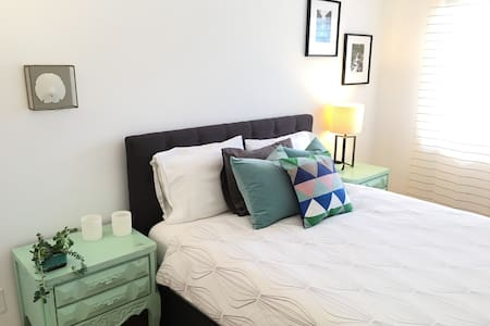 Private Room in MDR/Venice 15 minutes from LAX - Marina del Rey - Condominium