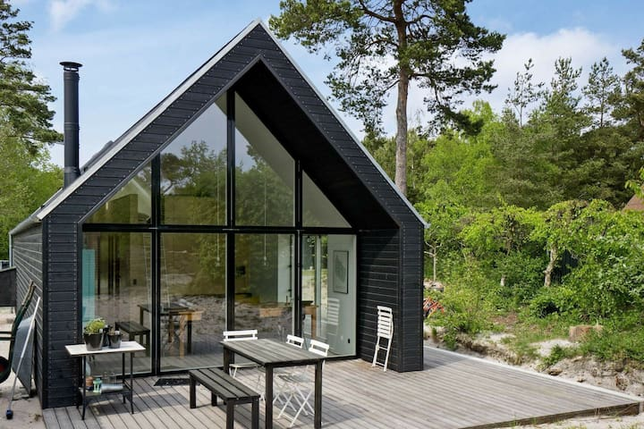 Chic Holiday home in Bornholm with terrace