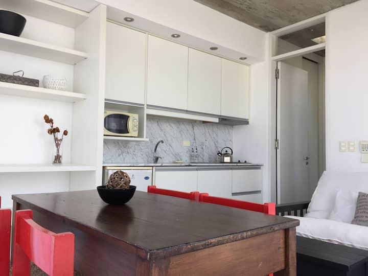 Modern loft in La Barra