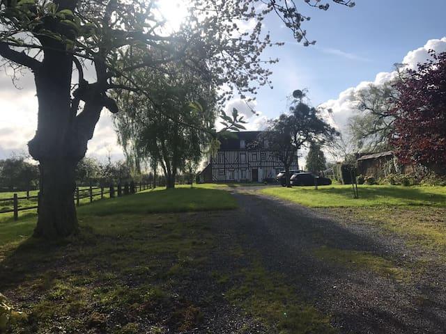 Le Manoir de Honfleur - Fiquefleur-Équainville - Hus