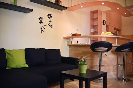Cozy Little Apartment In Downtown - Szeged