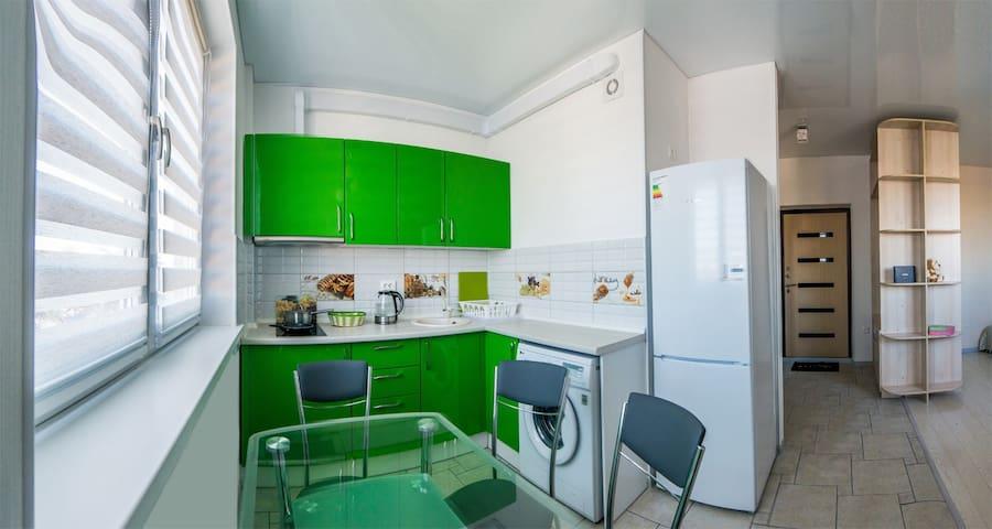Квартира-студия в центре города