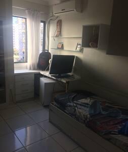 Apartamento bem confortável!