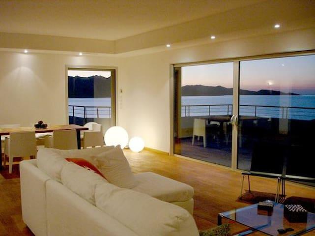Modern & Luxury villa with panoramic view