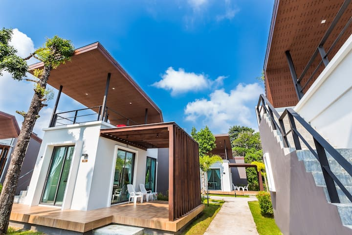 Sea Space Villa, Deluxe 1-Bedroom Villa ( A3 ) - Phuket - Villa